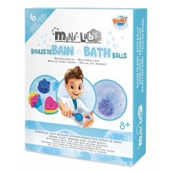 Mini Lab Bath Balls