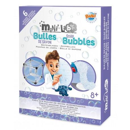 Mini Lab Bulles de savon