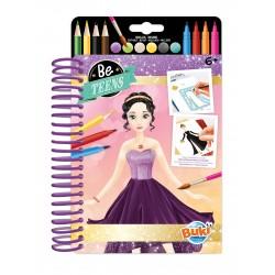 Sketchbook – Evening Dresses