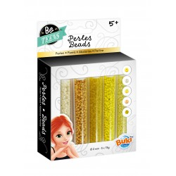 Bead tubes yellow