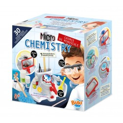 Microscopic Chemistry