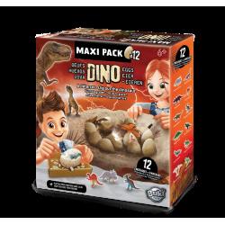 Dino Mega Egg Maxi Pack