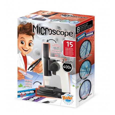 Microscope 15 Experiments