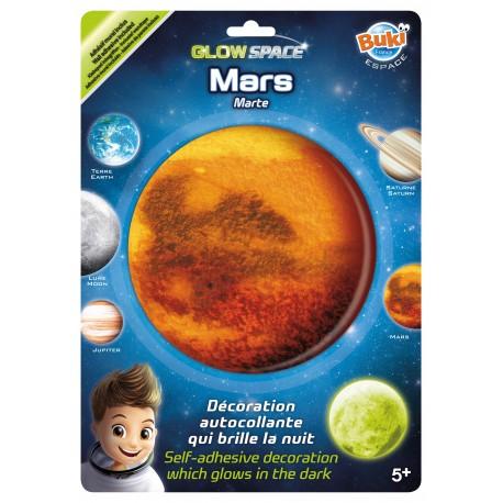 Phosphorescent Planet - Mars