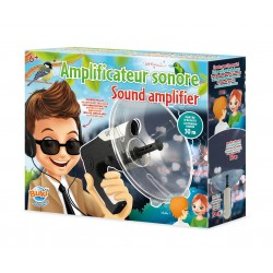 Sound amplifier