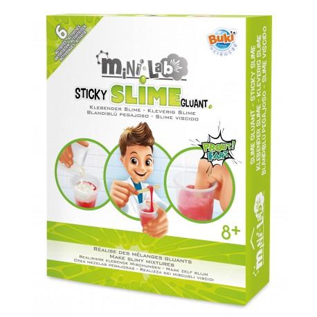 Mini Lab Slime Gluant