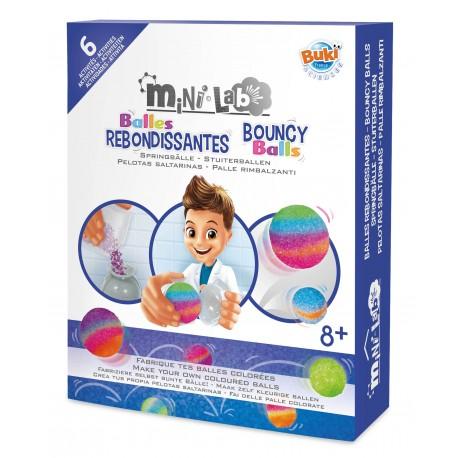 Mini Lab Balles Rebondissantes