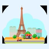 La société Buki France